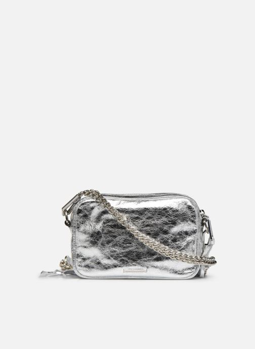 Sacs à main Rebecca Minkoff Solstice Camera Bag Argent vue face