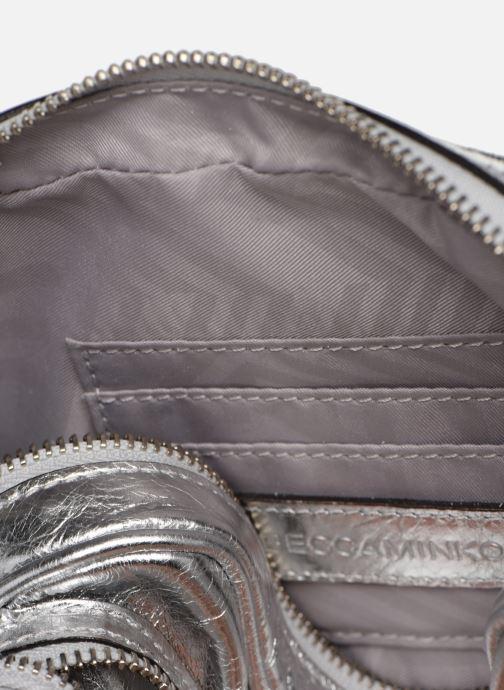 Handtaschen Rebecca Minkoff Solstice Camera Bag silber ansicht von hinten