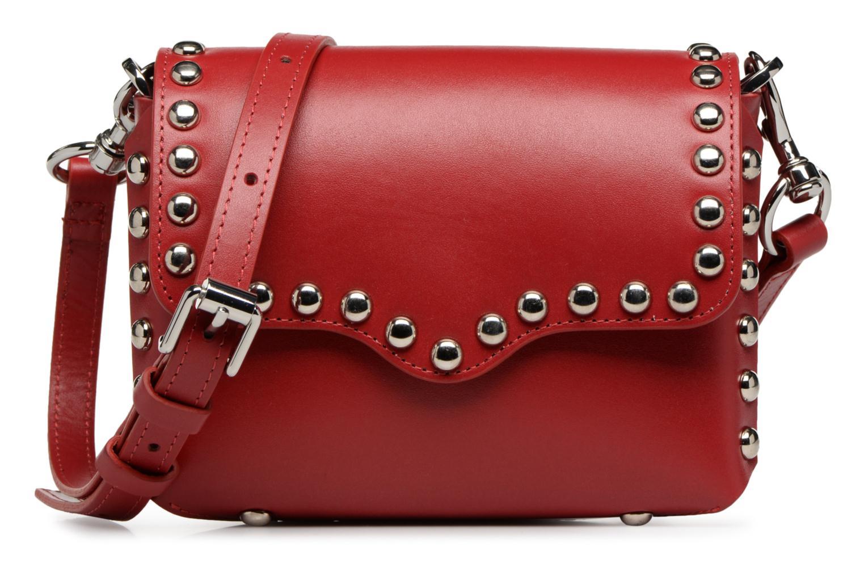 Handtaschen Rebecca Minkoff Bltyhe SM Flap Xbody rot detaillierte ansicht/modell