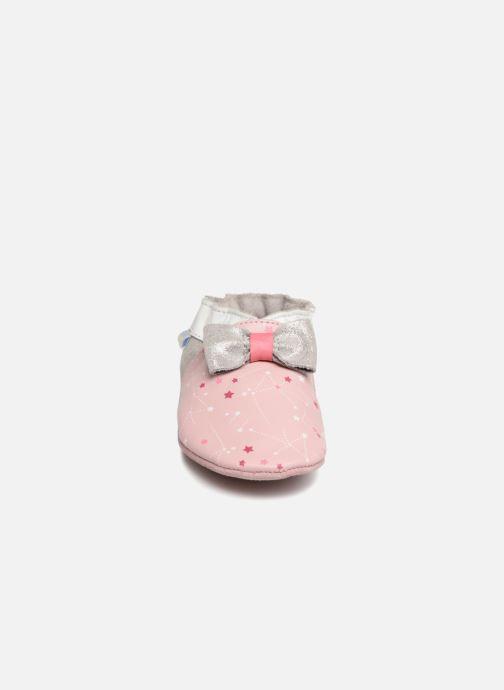 Slippers Robeez Ballet Pink model view