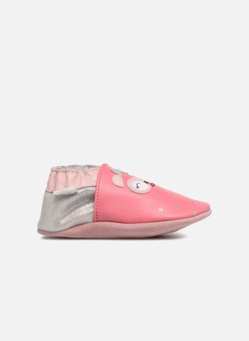 Pantofole Robeez So Cute Rosa immagine posteriore