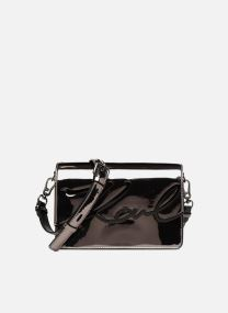 K Signature Gloss Shoulder Bag
