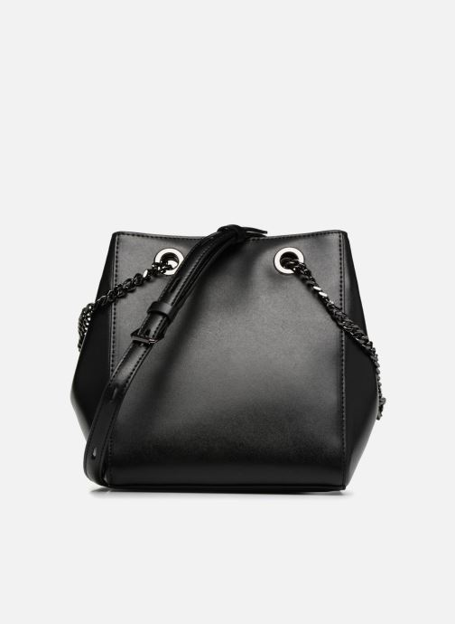 Handtassen KARL LAGERFELD K Signature Bucket Bag Zwart voorkant