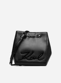 K Signature Bucket Bag