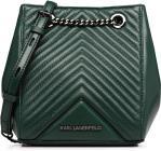 K Klassic Quilted Bucket Bag