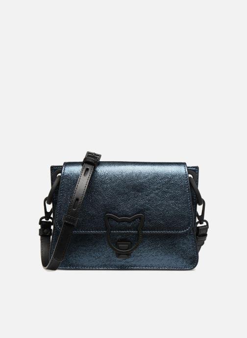 Handtaschen KARL LAGERFELD K Kat Lock Metal silber detaillierte ansicht/modell
