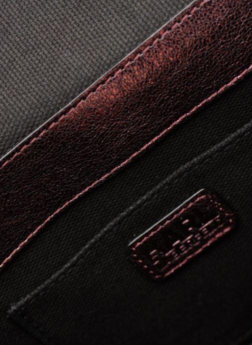 Handtaschen KARL LAGERFELD K Kat Lock Metal rosa ansicht von hinten