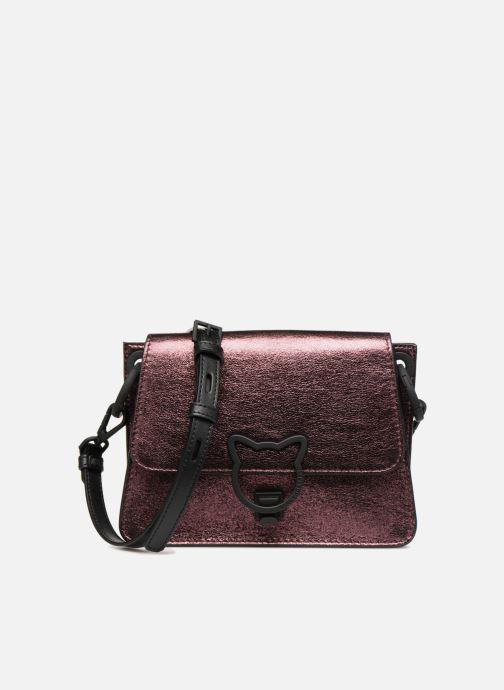 Handtaschen KARL LAGERFELD K Kat Lock Metal rosa detaillierte ansicht/modell