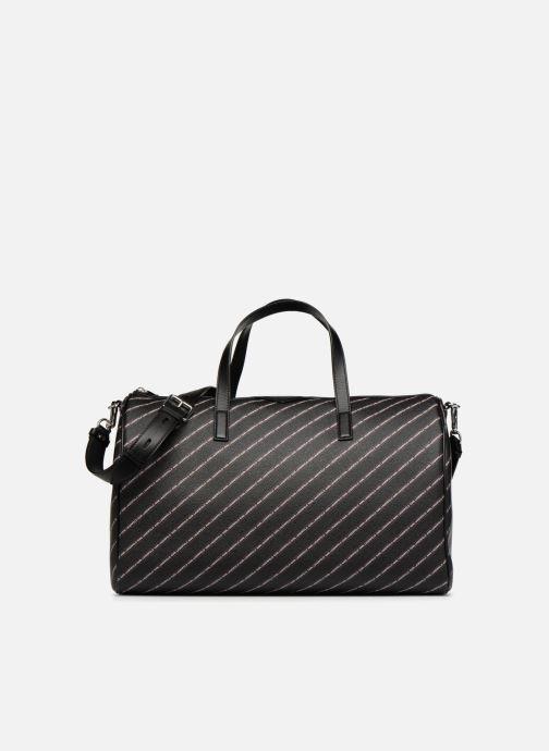 Sacs de sport Karl Lagerfeld K Stripe Logo Weekender Noir vue détail/paire