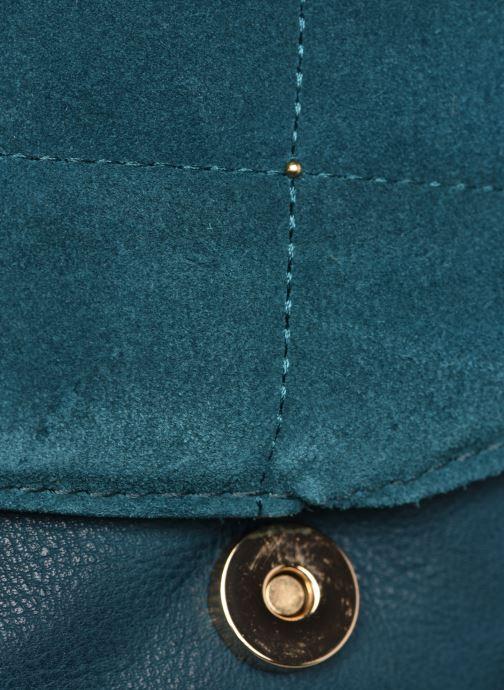 Bolsos de mano Pepe jeans PERSIS BAG Azul vista lateral izquierda