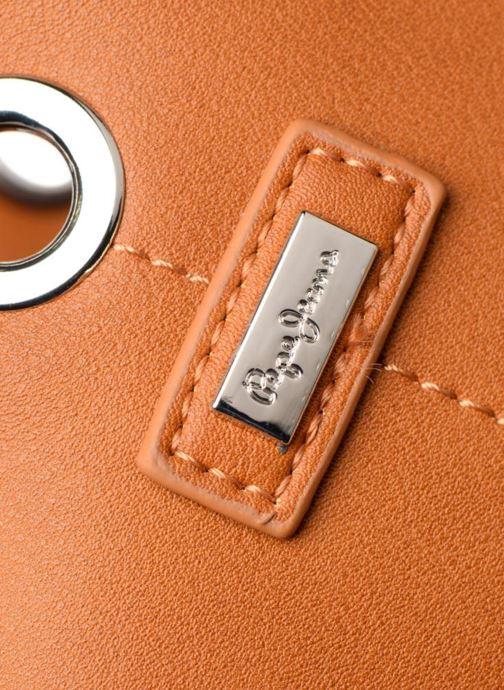 Bolsos de mano Pepe jeans LIRYS BAG Marrón vista lateral izquierda
