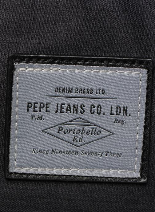 Computertassen Pepe jeans BRAND ADAP LAPTOP SATCHEL Zwart links