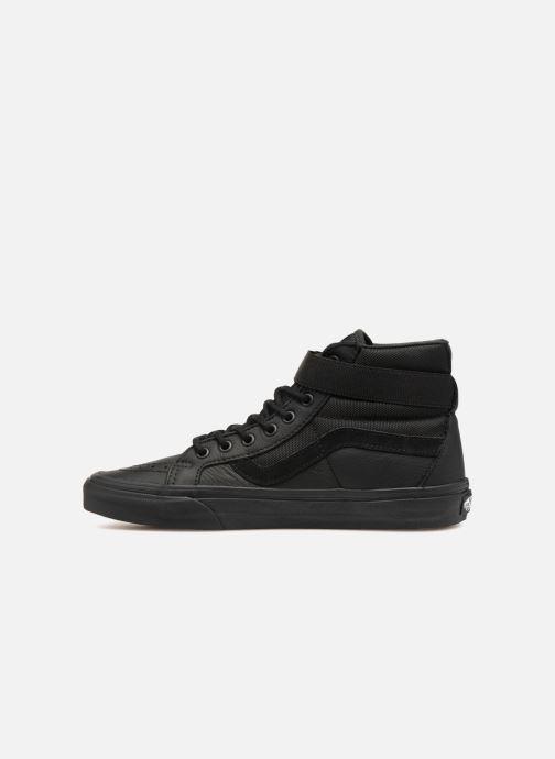 Sneaker Vans Sk8-Hi Reissue Strap grau ansicht von vorne