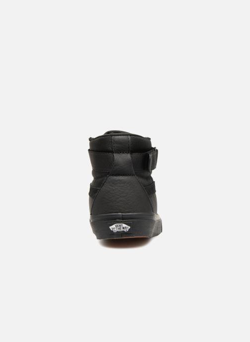 Sneaker Vans Sk8-Hi Reissue Strap grau ansicht von rechts