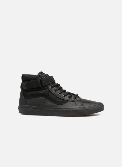Sneaker Vans Sk8-Hi Reissue Strap grau ansicht von hinten