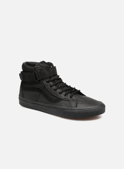 Sneaker Vans Sk8-Hi Reissue Strap grau detaillierte ansicht/modell