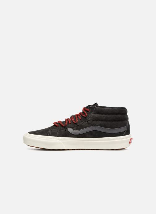 Sneaker Vans SK8-Mid Reissue Ghillie MTE grau ansicht von vorne