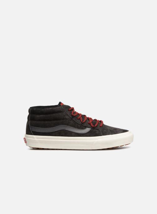 Sneaker Vans SK8-Mid Reissue Ghillie MTE grau ansicht von hinten