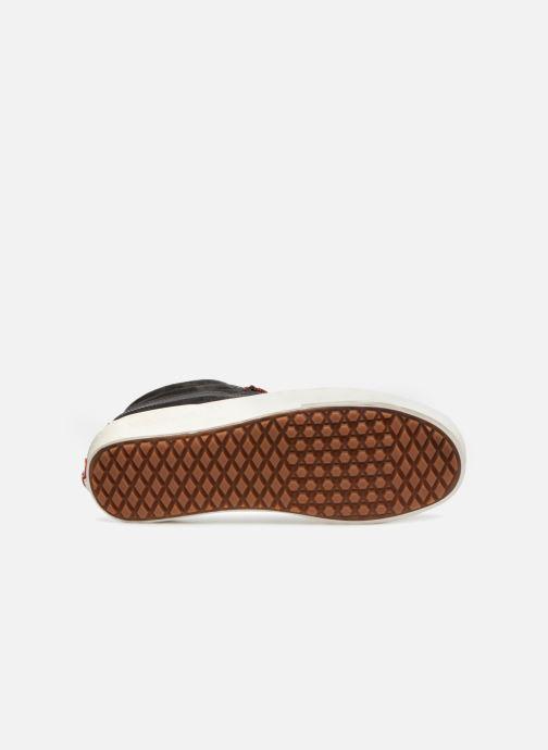 Sneaker Vans SK8-Mid Reissue Ghillie MTE grau ansicht von oben