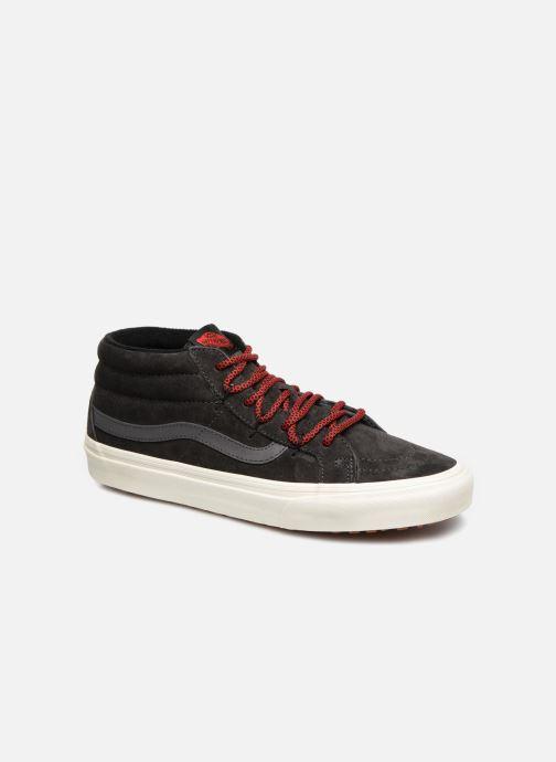 Sneaker Vans SK8-Mid Reissue Ghillie MTE grau detaillierte ansicht/modell