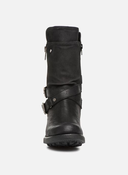 Bottines et boots Bullboxer 427544F6T Noir vue portées chaussures