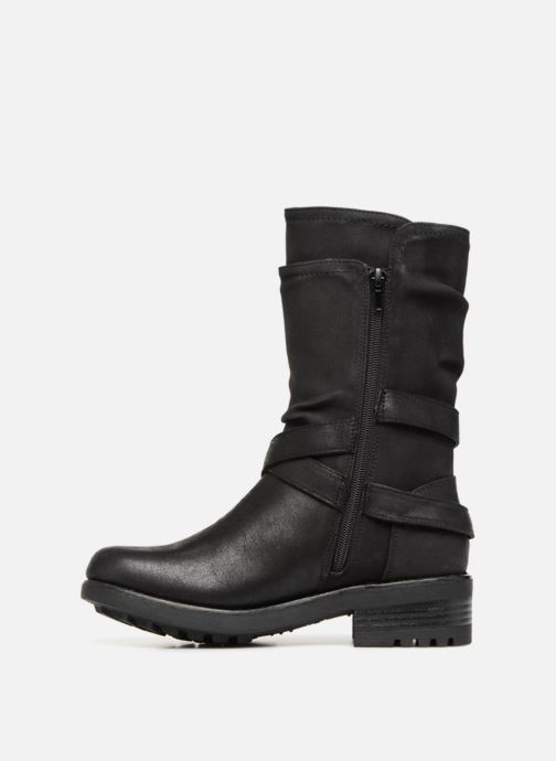 Bottines et boots Bullboxer 427544F6T Noir vue face