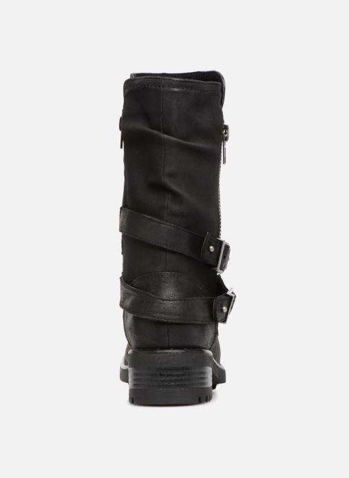 Boots en enkellaarsjes Bullboxer 427544F6T Zwart rechts