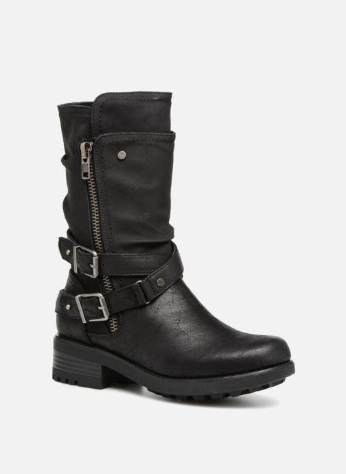 Boots en enkellaarsjes Bullboxer 427544F6T Zwart detail