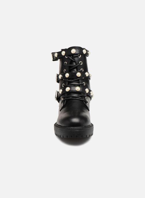 Bottines et boots Bullboxer 031500F6S Noir vue portées chaussures