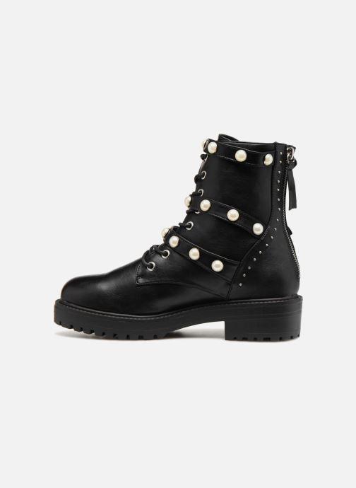 Bottines et boots Bullboxer 031500F6S Noir vue face