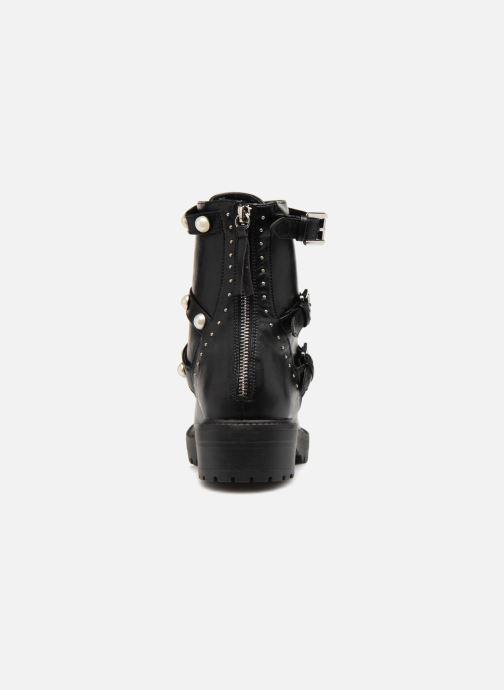 Bottines et boots Bullboxer 031500F6S Noir vue droite