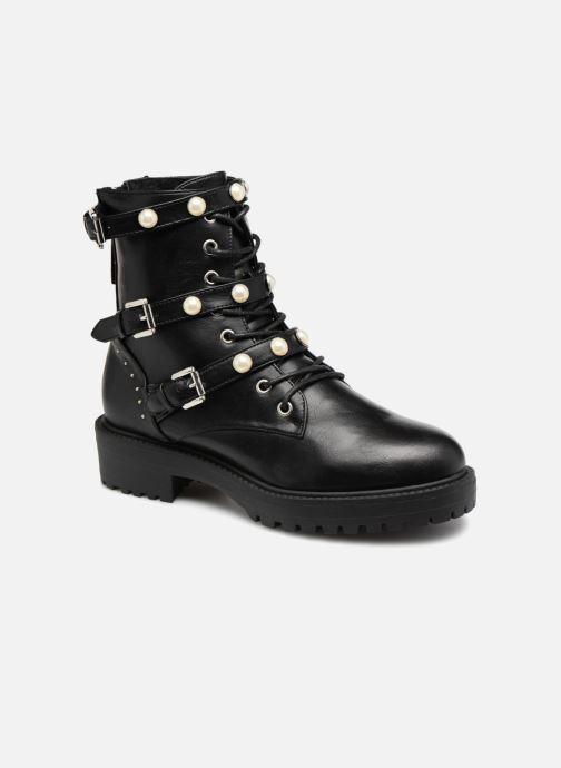 Bottines et boots Bullboxer 031500F6S Noir vue détail/paire