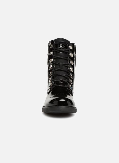Bottines et boots Bullboxer 434524F6S Noir vue portées chaussures