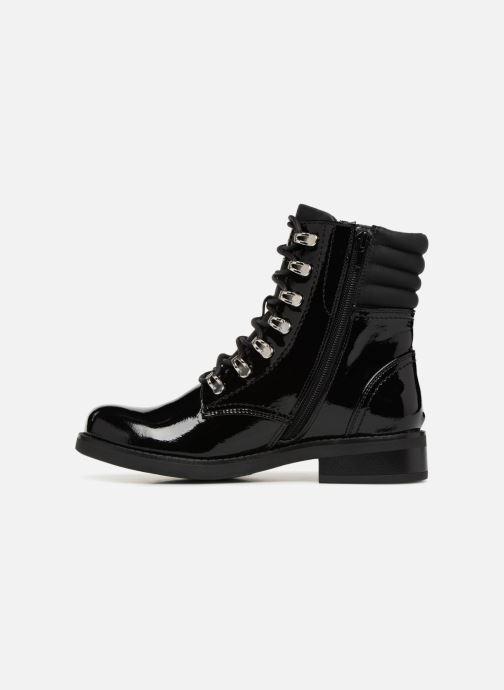 Boots en enkellaarsjes Bullboxer 434524F6S Zwart voorkant