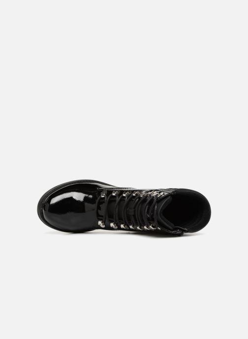 Bottines et boots Bullboxer 434524F6S Noir vue gauche
