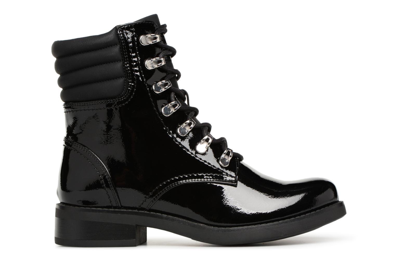 Boots en enkellaarsjes Bullboxer 434524F6S Zwart achterkant