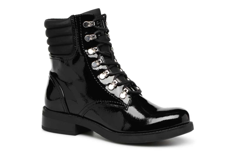 Boots en enkellaarsjes Bullboxer 434524F6S Zwart detail
