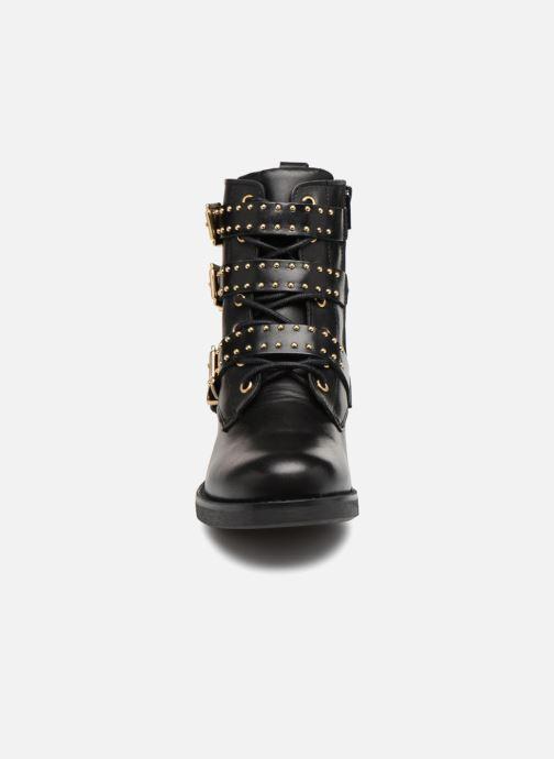 Bottines et boots Bullboxer 434520E6L Noir vue portées chaussures