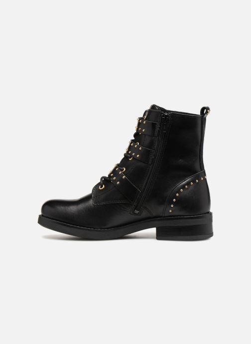 Bottines et boots Bullboxer 434520E6L Noir vue face
