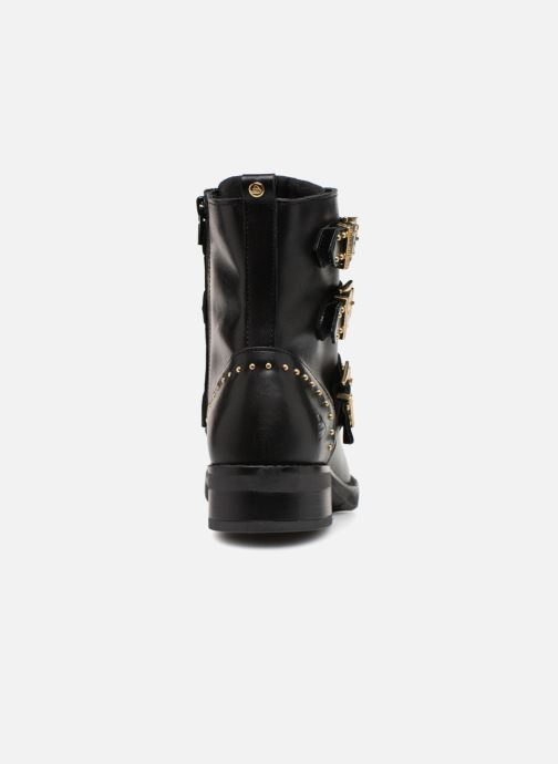Bottines et boots Bullboxer 434520E6L Noir vue droite