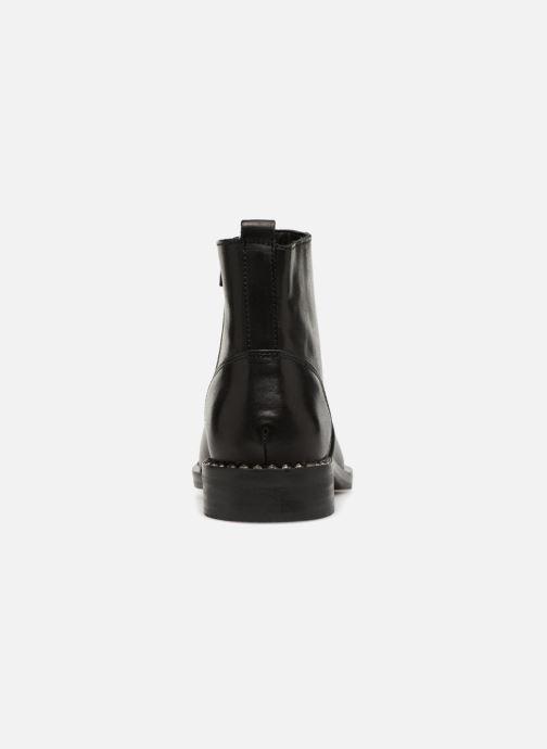 Boots en enkellaarsjes Bullboxer 394505E6L Zwart rechts