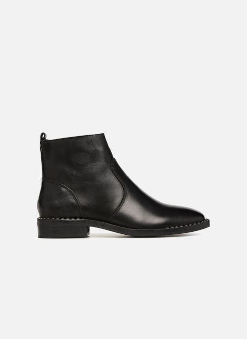 Boots en enkellaarsjes Bullboxer 394505E6L Zwart achterkant