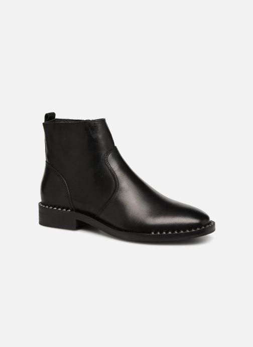 Boots en enkellaarsjes Bullboxer 394505E6L Zwart detail