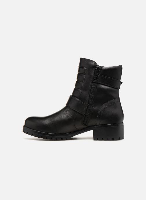 Bottines et boots Bullboxer 390506E6L Noir vue face