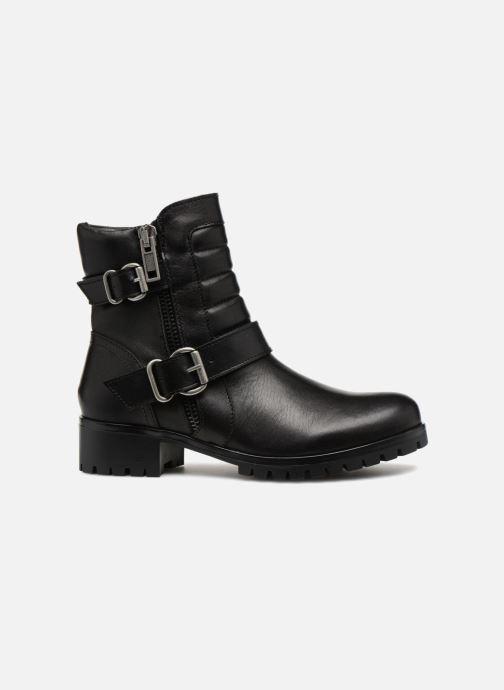 Bottines et boots Bullboxer 390506E6L Noir vue derrière