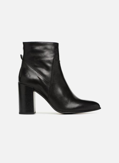 Boots en enkellaarsjes Bullboxer 381500E6L Zwart achterkant