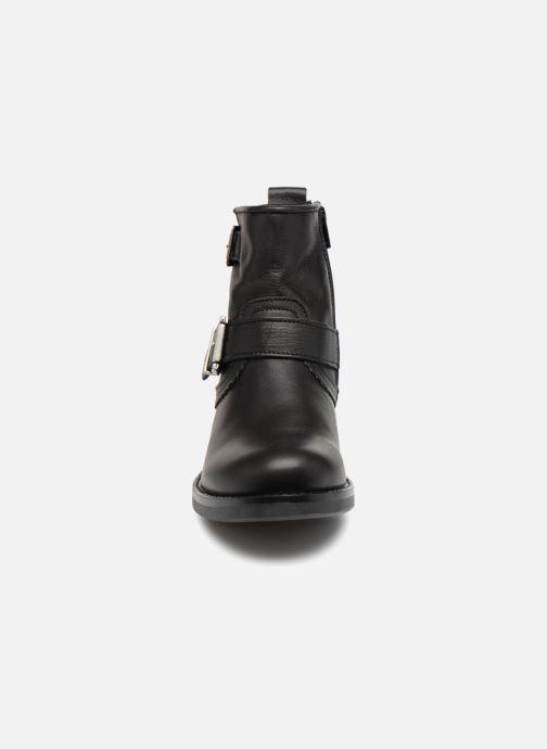 Bottines et boots Bullboxer 434561E6L Noir vue portées chaussures