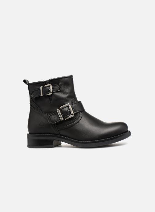 Boots en enkellaarsjes Bullboxer 434561E6L Zwart achterkant