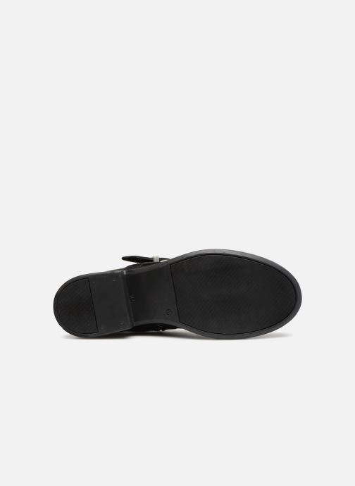 Boots en enkellaarsjes Bullboxer 434561E6L Zwart boven