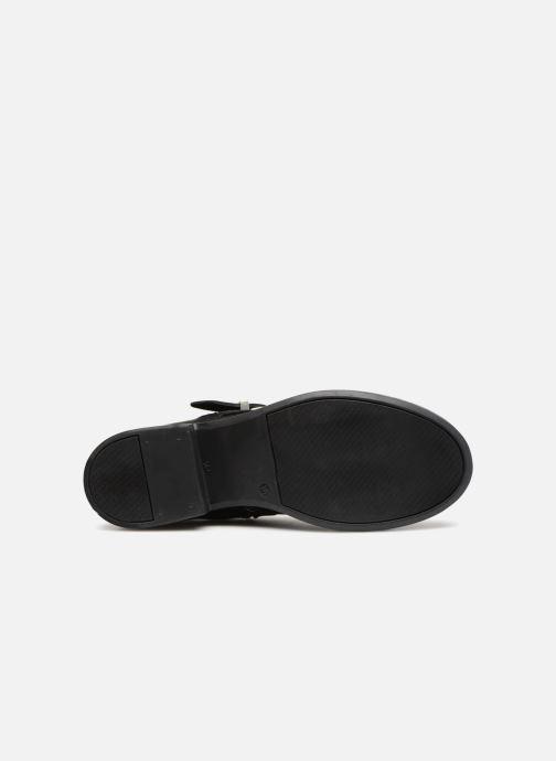 Bottines et boots Bullboxer 434561E6L Noir vue haut